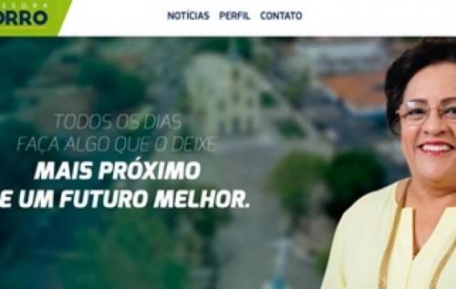 SOCORRO WAQUIM É CANDIDATA EM TIMON