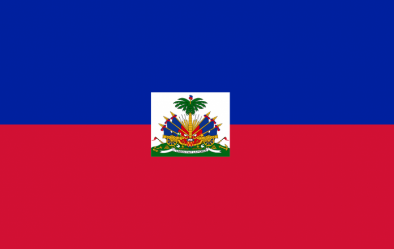 Brasil doa vacinas antirrábicas ao Haiti