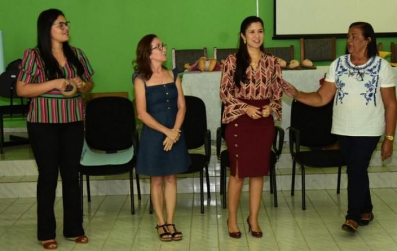 Prefeitura de Floriano: Curso de formação de tutores para implementação da Estratégia Amamenta e Alimenta Brasil.